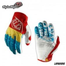 Рукавиці TLD Grand Prix red\blue M
