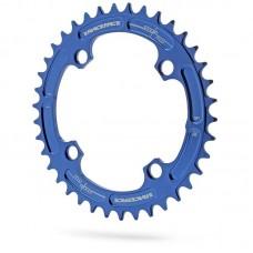 Зірка Race Face Single 34t (blue)