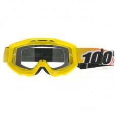 Маска 100% STRATA Moto Goggle Sunny Days Clear Lens