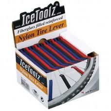 Бортувальна лопатка IceToolz 6425 Pl