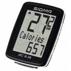Велокомпютер BC 9.16 Sigma Sport, SD09160