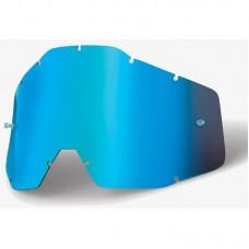 Лінза захисна Lens 100% Anti-fog blue