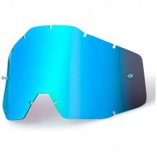Лінза захисна Lens 100% Mirror blue