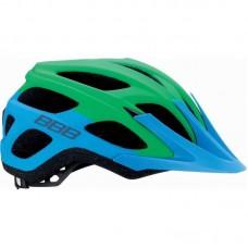 Каска BBB Varallo BHE-67 синьо-зелена L 58-61.5cm