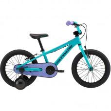 Велосипед Cannondale TRAIL GIRLS SS OS 2019 16 бірюзовий