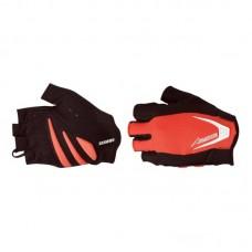 Рукавиці без пальців Avenir Serious SF червоно-чорні S, 90-27-471