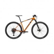 Велосипед Cannondale F-SI Carbon 4 2020 M, 29 оранжево-чорний