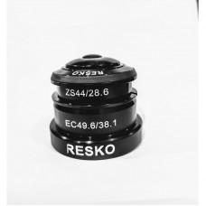 Рульова напівінтегрована RESKO B15 1.1/8-1.5 пром чорний (44-49.6)