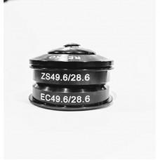 Рульова напівінтегрована RESKO A5 1.1/8 пром чорний (49.6-49.6)