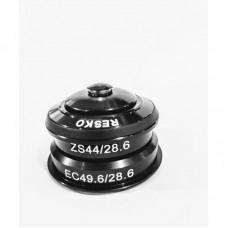 Рульова напівінтегрована RESKO B5 1.1/8 пром чорний (44-49.6)