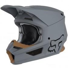 Мото шолом FOX V1 MATTE HELMET STONE S 25475-224-S