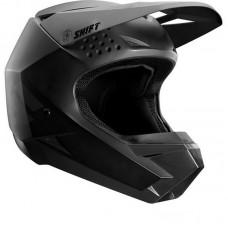 Мото шолом SHIFT WHIT3 HELMET Black XL 19334-255-XL
