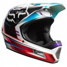 Вело шолом FOX RAMPAGE COMP HELMET RENO ICE L