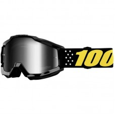 Маска 100% ACCURI Goggle Pistol - Mirror Silver Lens, 50210-283-02