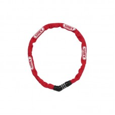 Замок із ланцюгом ABUS 4804C/75 Steel-O-Chain Red SYMBOLS