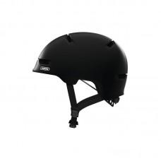 Велошолом ABUS SCRAPER 3.0 Velvet Black M (54-58 см)