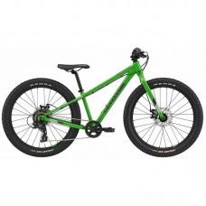 Велосипед Cannondale CUJO OS 2021  24+ Зелений