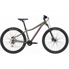 Велосипед Cannondale TRAIL 6 Feminine S 2021  27.5 Оливковий