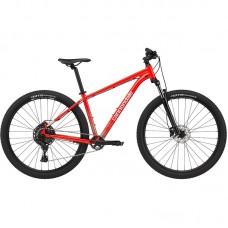 Велосипед Cannondale TRAIL 5 27.5 рама - S 2021 червоний